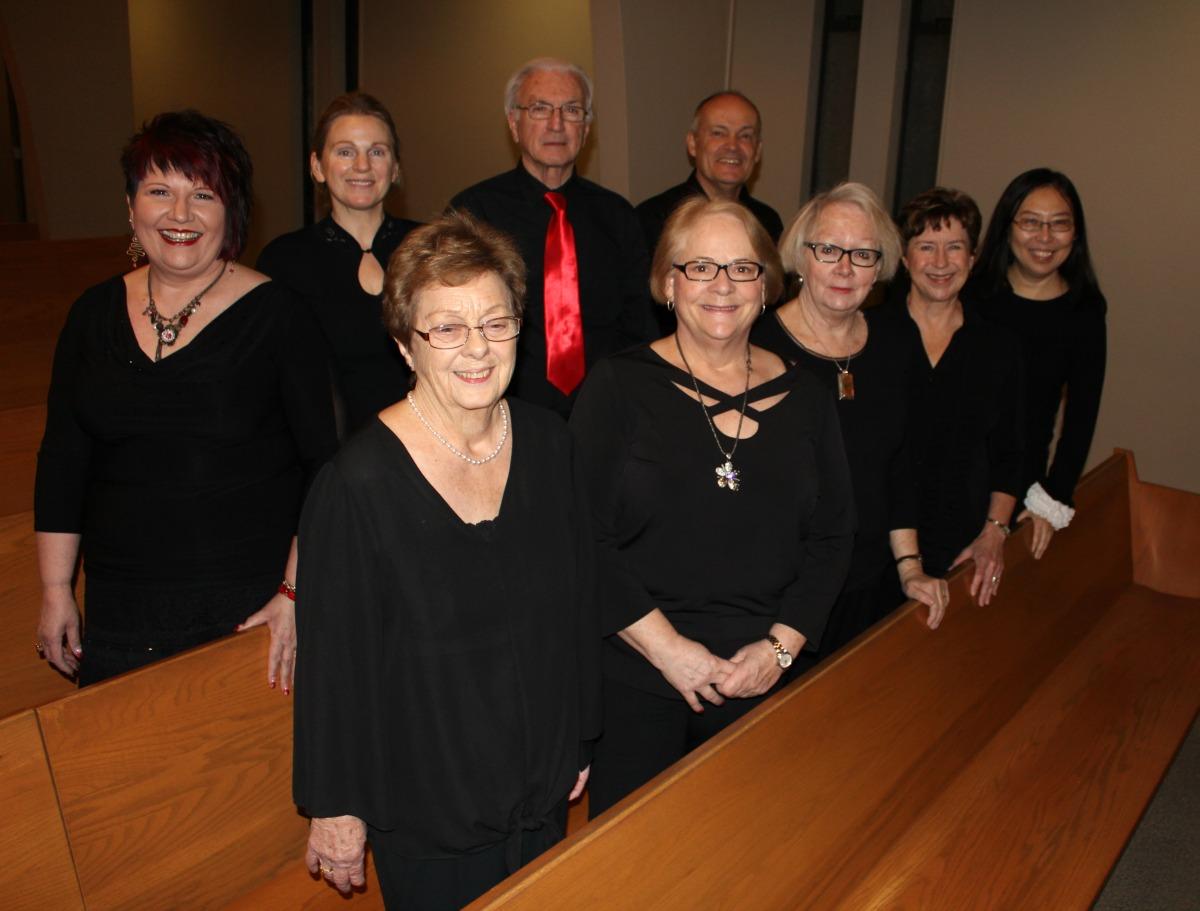 Maple Ridge Chorus Board 2018