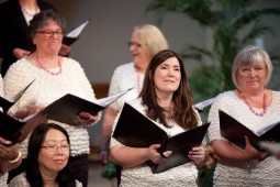 Maple Ridge Choral Society Performance