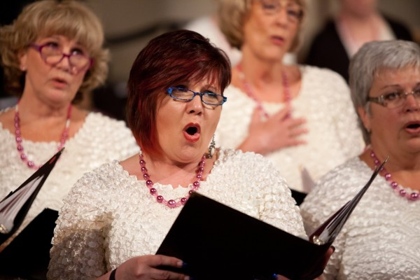Maple Ridge Choral Society Singing