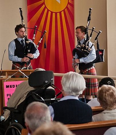 Pipers, Spring 2012