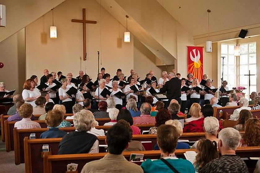 Maple Ridge Choral Society Spring 2012 Concert