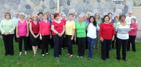 Maple Ridge Choral Society 2015